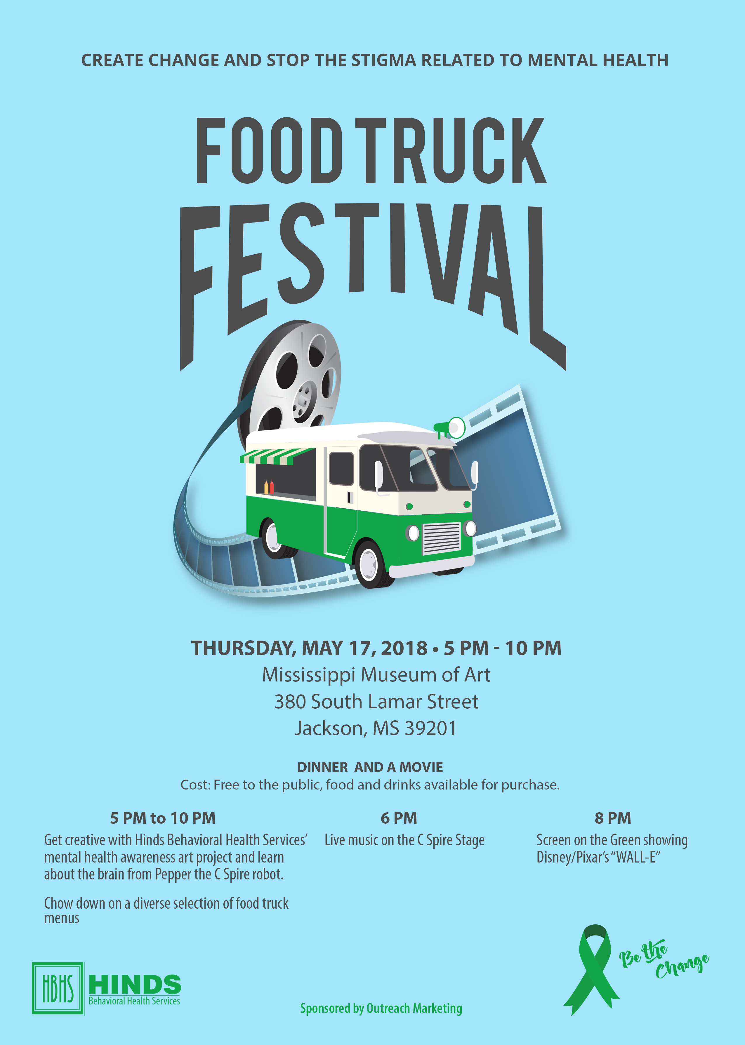 2018 Food Truck Festival Flyer 3rd Revision Hinds Behavioral